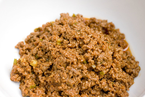 Korean Beef Taco Filling