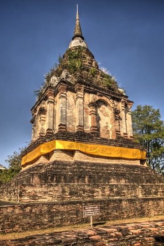 Chedi at Wat Jet Yot