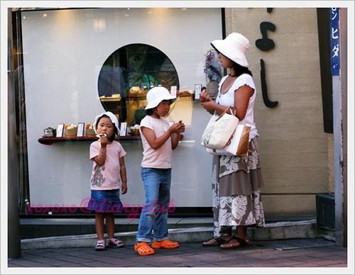 Japan in my shoes พระ เด็ก เสปน บรรหาร หมั่นไส้