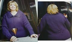 Sara Cardigan - from book
