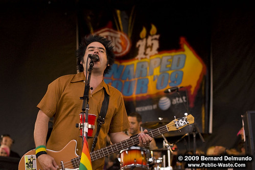 Warped Tour 236 NOFX