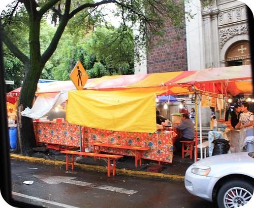Condesa street food