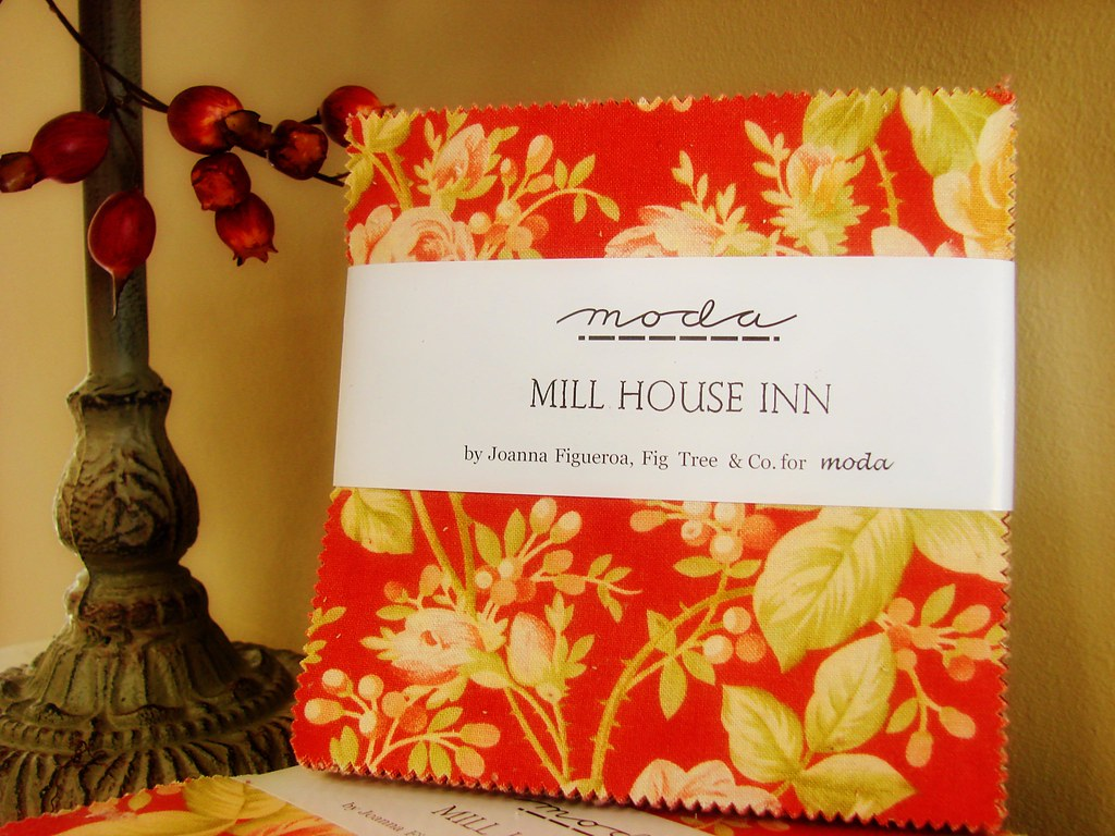 Mill House Inn charm pack