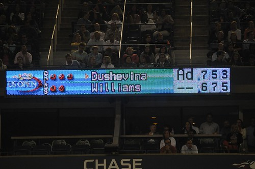 Vera Dushevina - US Open 2009 286