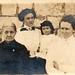 Aunt Sheppard (raised Biggie), Aunt Maude Edwards-Britain (lived in Valley Mills), her child, Fredda Britain (Youngblood), & Alice Clark Martin-Edwards (Biggie).