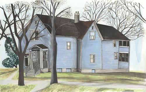 suburbia no.1