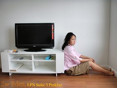 A room at LPN Suite Pinklao