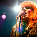 Florence and the Machine. Electric Picnic 2009. Photo: Dara Munnis.