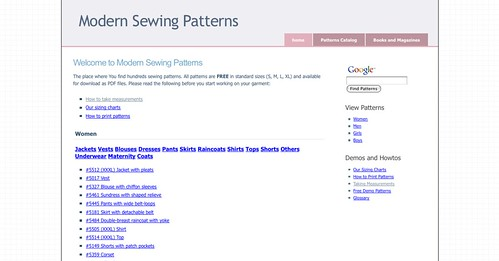 3898395679 c4bb51aa8c Ultimate List of Free Sewing Patterns