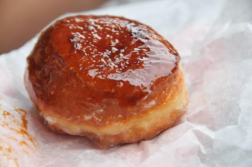Creme' Brulee Doughnut
