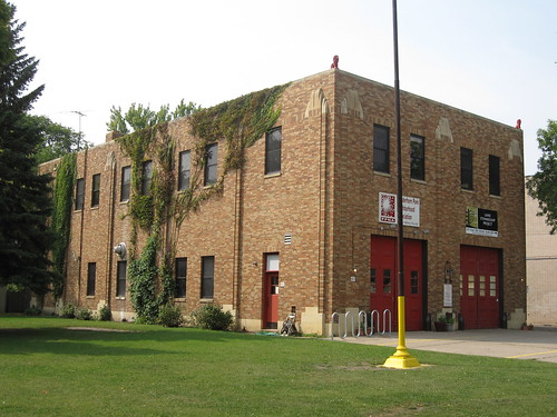 Old Fire Station 17
