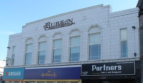 Burton's