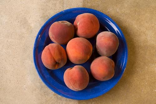 Seven Peaches