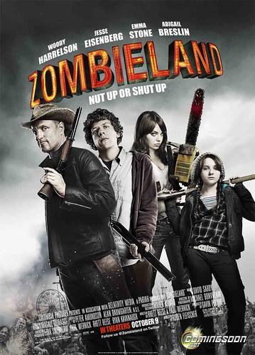 nuevo poster Zombieland