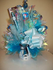 Baby Boy (Candy Bouquet) Tags: boy baby girl cake candy diaper bouquet