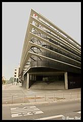 Palais de Justice Caen (Nelix) Tags: justice sony moderne palais normandie normandy calvados caen a700 cz1680f3545