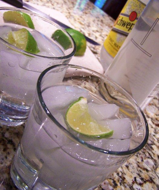 gin & tonics