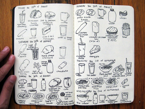 food journal 3