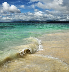 The Wave (Jeff Clow) Tags: ocean travel sea vacation beach quiet getaway peaceful wave tropical caribbean serene jeffrclow vosplusbellesphotos
