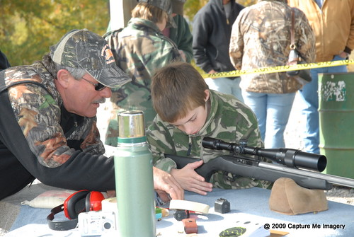 Logan County Fish & Game Youth Day 2009