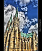 Skara Domkyrka (foje64) Tags: cathedral sweden gothic hdr domkyrka skara västergötland skaradomkyrka skaracathedral canoneos500d
