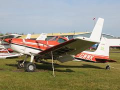 C-GWWK - Jonair - Cessna (restricted)  A188B @ aroport St-Mathias airport CSP5 DSC_7432 (djipibi) Tags: airport 2009 restricted cessna aroport stmathias hydrobase a188b csp5 cubtoberfest csv9 cgwwk jonair