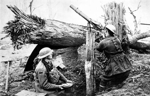 gun during world war i