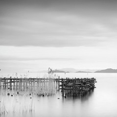 Seen#009 (michiphotokan) Tags: longexposure squares whitescenery