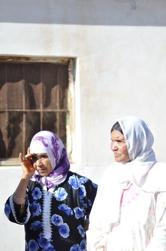 Mujeres de Ifrane