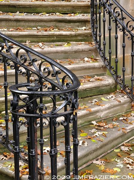 Eastern Stairs
