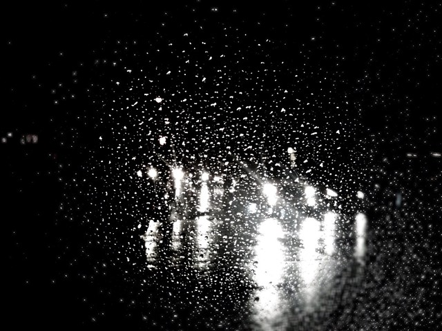 Rain on the (Cab) Window