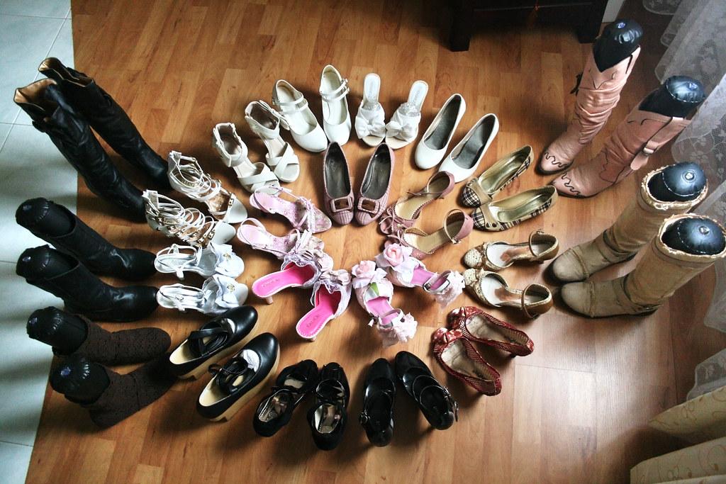 Shoe Army for Feli