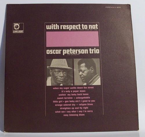 oscar peterson records