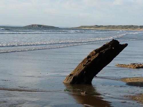 11585 - Rhossili Shipwreck Helvetia, Gower