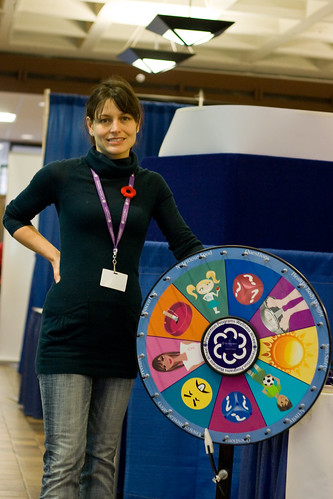UBC Thrive - Wellness Fair - Lori Petryk