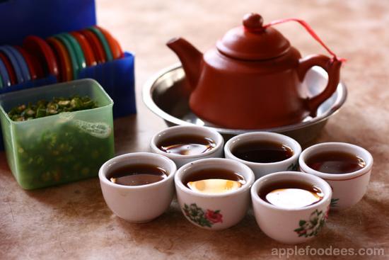 seng huat bak kut teh klang-Tea