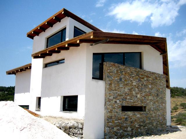 dARCH-House in Kouvaras