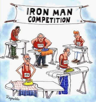 iron man competition
