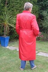 1a - Elco - 7f (Silver Linings) Tags: mac rubber raincoat rainwear rubberised