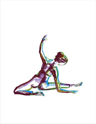 Amato Tecniche di Danza Moderna. HY61