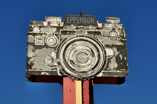 Epperson Camera Sign
