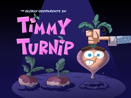 Timmy Turnip