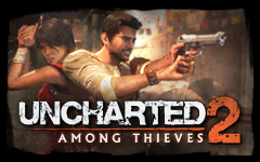UNCHARTED 2: Among Thieves banner