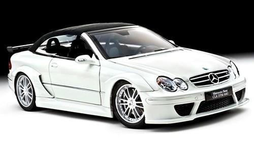 Kyosho Mercedes2