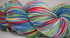 10% sale- Emmanuel on Spirit Organic Merino Bulky - 4 oz (...a time to dye)