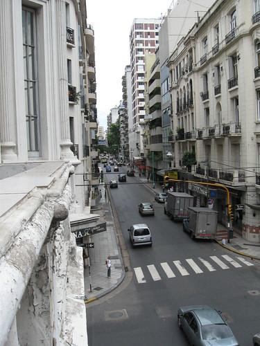 Vista da Janela - Buenos Aires