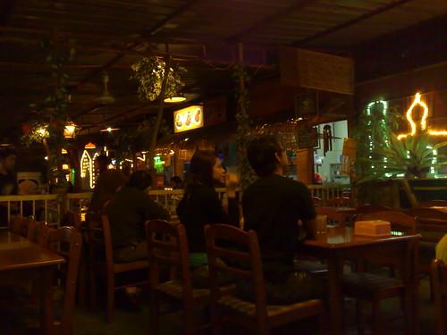 Kesah makan malam di Setiawangsa.