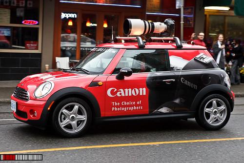 Canon Mini Vancouver 2010