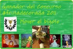 #frutadecorada 2011