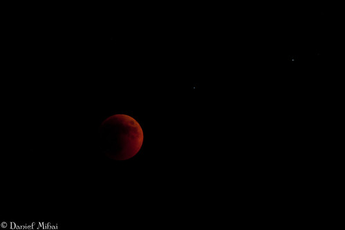 Total Moon Eclipse